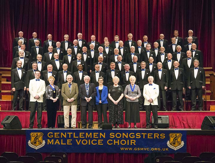 Gentlemen Songsters Male Voice Choir - West Midlands