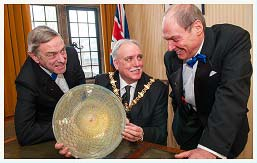 Mayors award Dudley