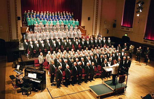 English Association of Male Voice Choirs