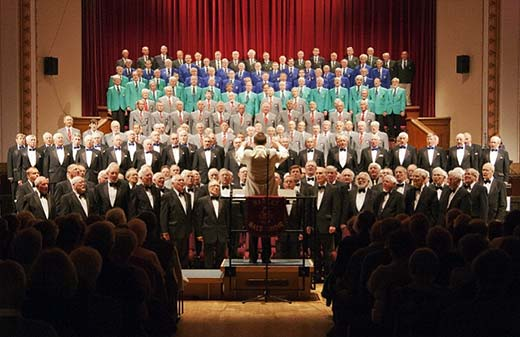 English Association of Male Voice Choirs Dudley