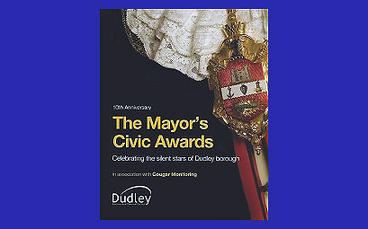 Winner of the Dudley Metropolitan Borough Mayor's Civic Awards 2013